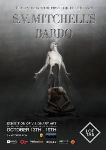 S V Mitchell artist Bardo 2011