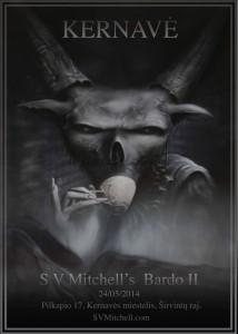 S V Mitchell Bardo gallery opening