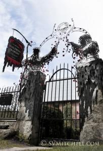 S V Mitchell artist Bardo gates2 3057