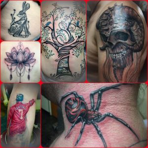 TattooS by S V Mitchell