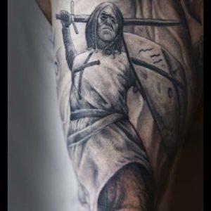 Tattoo by S V Mitchell
