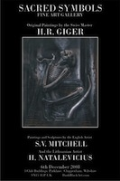 S V Mitchell, H R Giger. UK 2009