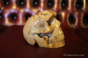 Stonehenge Skull