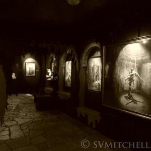 S V Mitchell artist's Bardo gallery Kernave