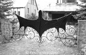 S V Mitchell artist Bardo gates