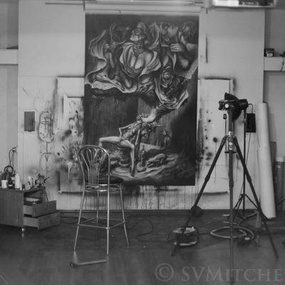 working  © S V Mitchell