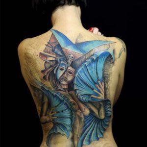 Geisha  by S V Mitchell